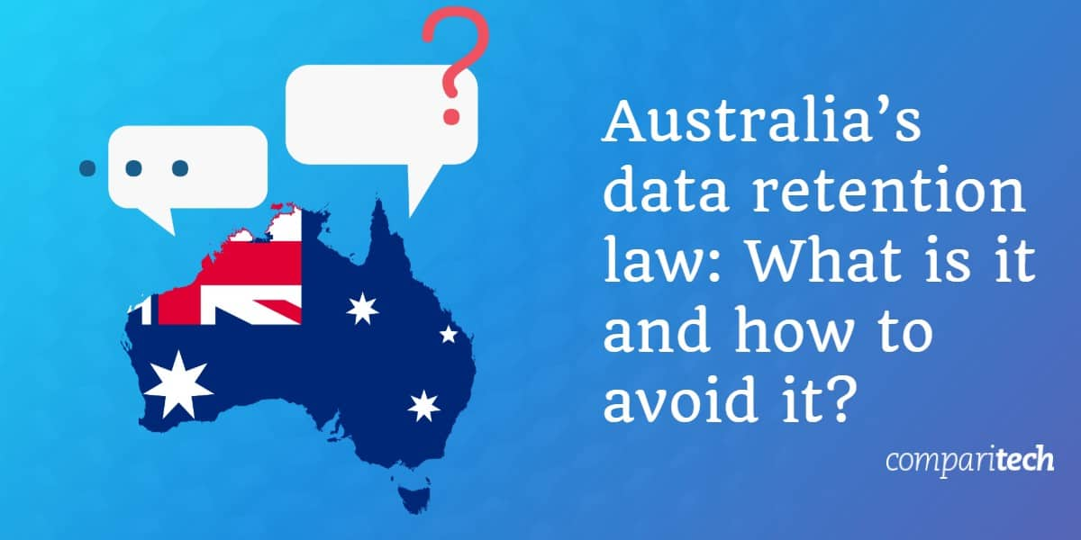 Australia's data retention law