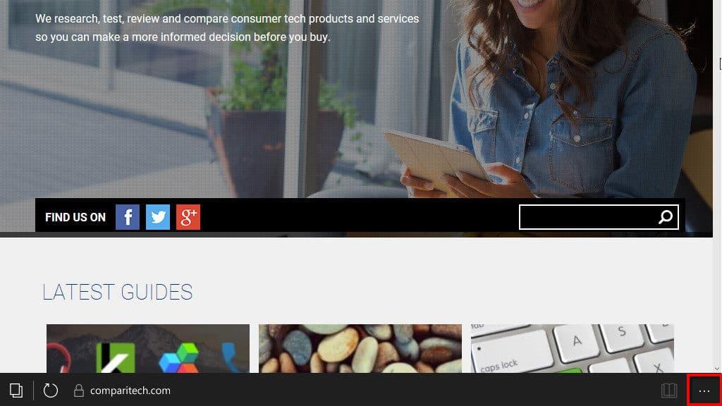 clear cookies windows 10 menu