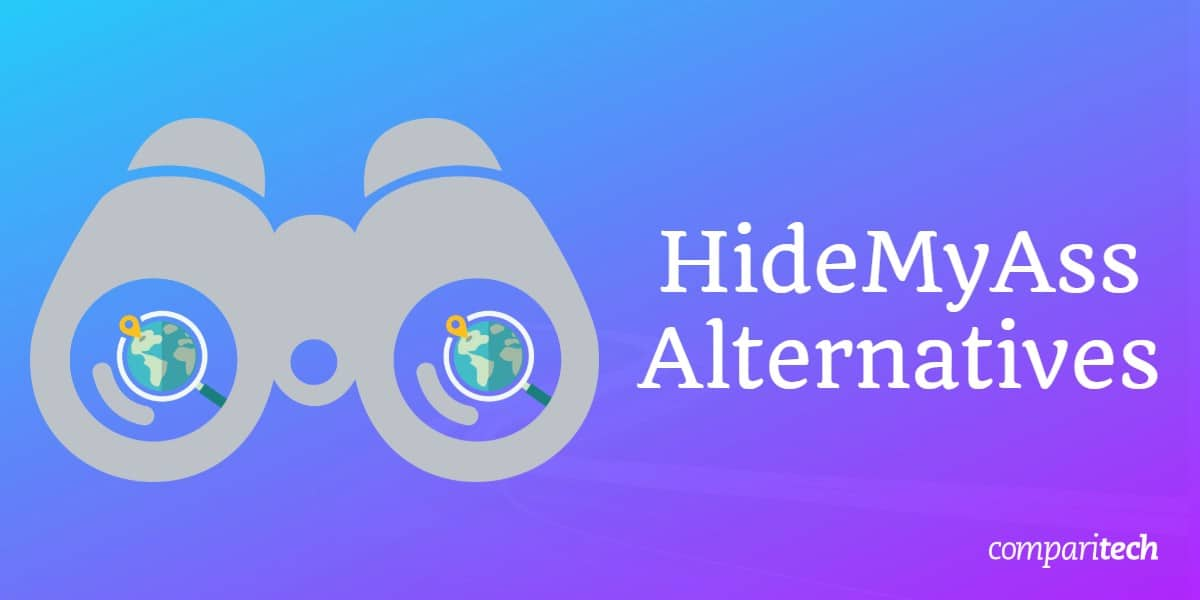 HideMyAss Alternatives