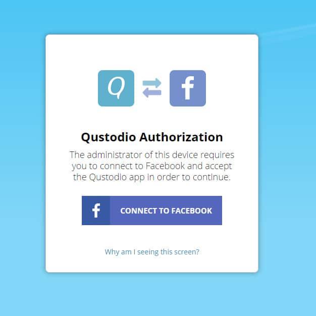 qustodio facebook