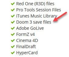 data rescue 5 features