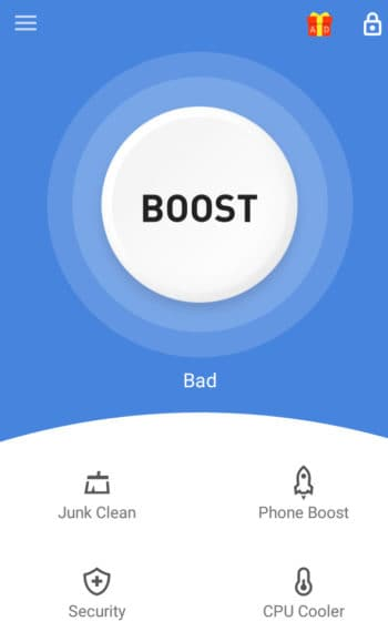 super speed cleaner android antivirus