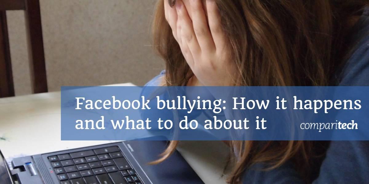 Facebook bullying