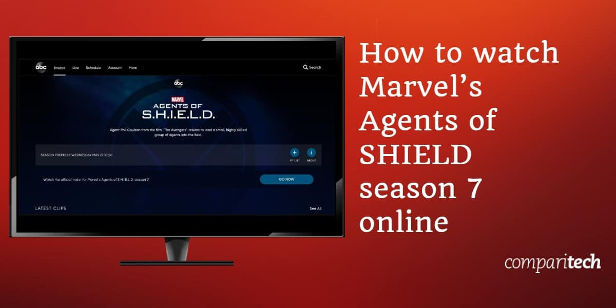 watch Marvel's Agents of SHIELD online